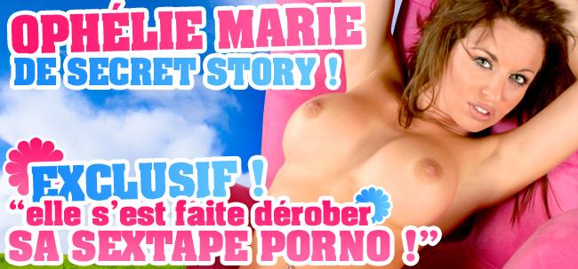 ophelie marie secret story